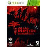 Nintendo Dead Island Riptide for Xbox 360 (Pre-Owned)