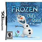 Nintendo Disney Frozen: Olaf's Quest for Nintendo DS (Pre-Owned)