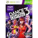 Microsoft Dance Central 3 for Xbox 360 Kinect (Pre-Owned)