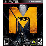 Sony Metro: Last Light for PS3 (Pre-Owned)