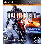 Sony Battlefield 4 for PS3 (Pre-Owned)