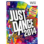 Nintendo Just Dance 2014 for Wii (Pre-Owned)
