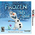 Nintendo Disney Frozen: Olaf's Quest for 3DS (Pre-Owned)