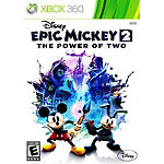 Microsoft Epic Mickey 2: Power Of Two for Xbox 360 (Pre-Owned)