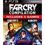 Sony Far Cry Compilation for PS3 (Pre-Owned)