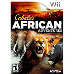 Nintendo Cabela's African Adventure for Wii (Pre-Owned)