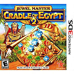 Nintendo Jewel Master Cradle Egypt 2 for 3DS (Pre-Owned)