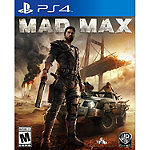 Sony Mad Max for PS4 (Pre-Owned)
