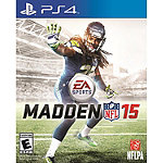 Sony Madden NFL 15 for PS4 (Pre-Owned)