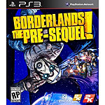 Sony Borderlands: The Pre-Sequel for PS3 (Pre-Owned)