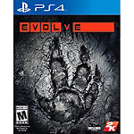 Sony Evolve for PS4 (Pre-Owned)