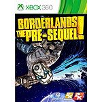 Microsoft Borderlands: The Pre-Sequel for Xbox 360 (Pre-Owned)
