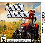 Nintendo Farming Simulator 14 for 3DS (Pre-Owned)
