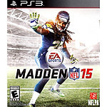 Sony Madden NFL 15 for PS3 (Pre-Owned)
