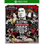 Microsoft Sleeping Dogs: Definitive Edition for Xbox One (Pre-Owned)