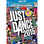 Nintendo Just Dance 2015 for Wii U (Pre-Owned)