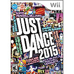 Nintendo Just Dance 2015 for Wii (Pre-Owned)