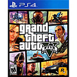 Sony Grand Theft Auto V for PS4 (Pre-Owned)
