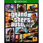 Microsoft Grand Theft Auto V for Xbox One (Pre-Owned)