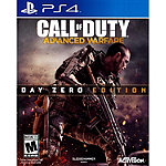 Sony Call of Duty: Advanced Warfare for PS4 (Pre-Owned)
