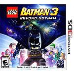 Nintendo Lego Batman 3 Beyond Gotham for 3DS (Pre-Owned)
