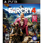 Sony Far Cry 4 for PS3 (Pre-Owned)