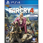 Sony Far Cry 4 for PS4 (Pre-Owned)