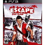 Sony Escape Dead Island for PS3 (Pre-Owned)