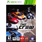 Microsoft The Crew for Xbox 360 (Pre-Owned)