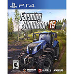 Sony Farming Simulator 15 for PS4 (Pre-Owned)