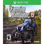 Microsoft Farming Simulator 15 for Xbox One (Pre-Owned)