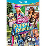 Nintendo Barbie and Her Sisters: Puppy Rescue for Wii U (Pre-Owned)