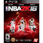 Sony NBA 2K16 for PS3 (Pre-Owned)
