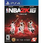 Sony NBA 2K16 for PS4 (Pre-Owned)