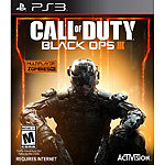 Sony Call Of Duty: Black Ops 3 for PS3 (Pre-Owned)