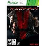 Microsoft Metal Gear Solid V: Phantom Pain for Xbox 360 (Pre-Owned)