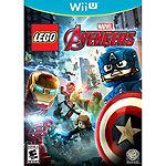 Nintendo Lego Marvel's Avengers for Wii U (Pre-Owned)