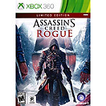 Microsoft Assassin's Creed Rogue Limited Edition for Xbox 360