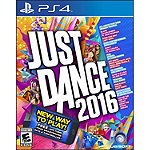 Sony Just Dance 2016 for PS4