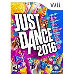 Nintendo Just Dance 2016 for Wii