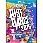 Nintendo Just Dance 2016 for Wii U
