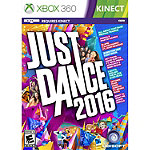 Microsoft Just Dance 2016 for Xbox 360