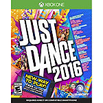 Microsoft Just Dance 2016 for Xbox One
