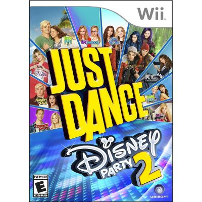 Nintendo Just Dance Disney Party 2 for Wii