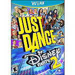 Nintendo Just Dance Disney Party 2 for Wii U
