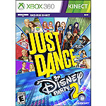 Microsoft Just Dance Disney Party 2 for Xbox 360