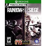 Microsoft Tom Clancy's Rainbow Six Siege for Xbox One