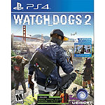 Sony Watch Dogs 2 Limited Edition Day 1 for PS4