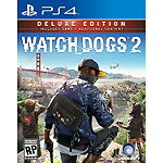 Sony Watch Dogs 2: Deluxe Edition for PS4