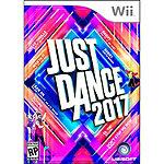 Nintendo Just Dance 2017 for Wii